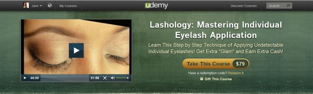 Lashology Course