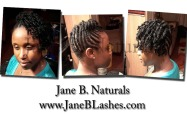 Cornrow Twist Combo