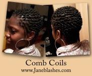 Comb Coils
