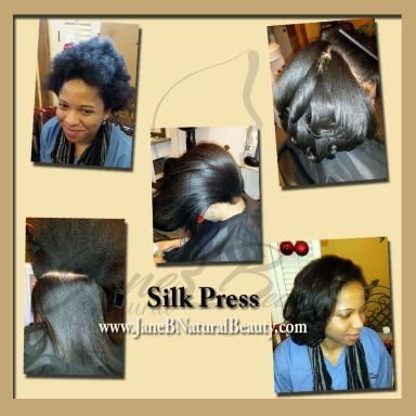 silk-press